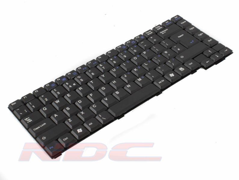 Packard Bell EasyNote E MIT-LYN02 Laptop Keyboard UK ENGLISH -  K011718N1