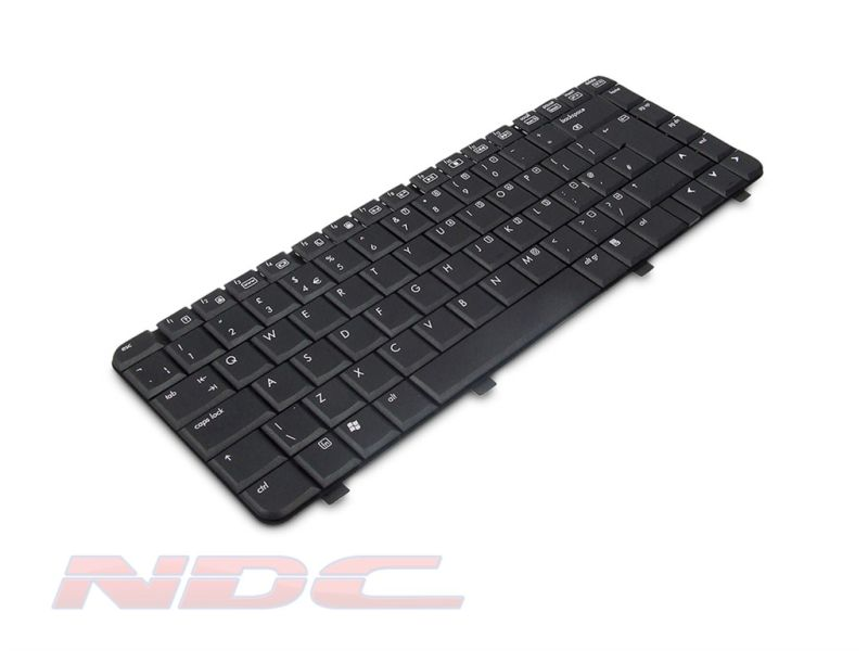 HP Compaq Pavilion dv2000 Laptop Keyboard UK ENGLISH - 417068-031