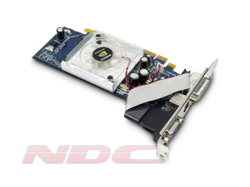 NVIDIA GeForce 7300le 256MB PCI - Express PC Graphics card N074100113547
