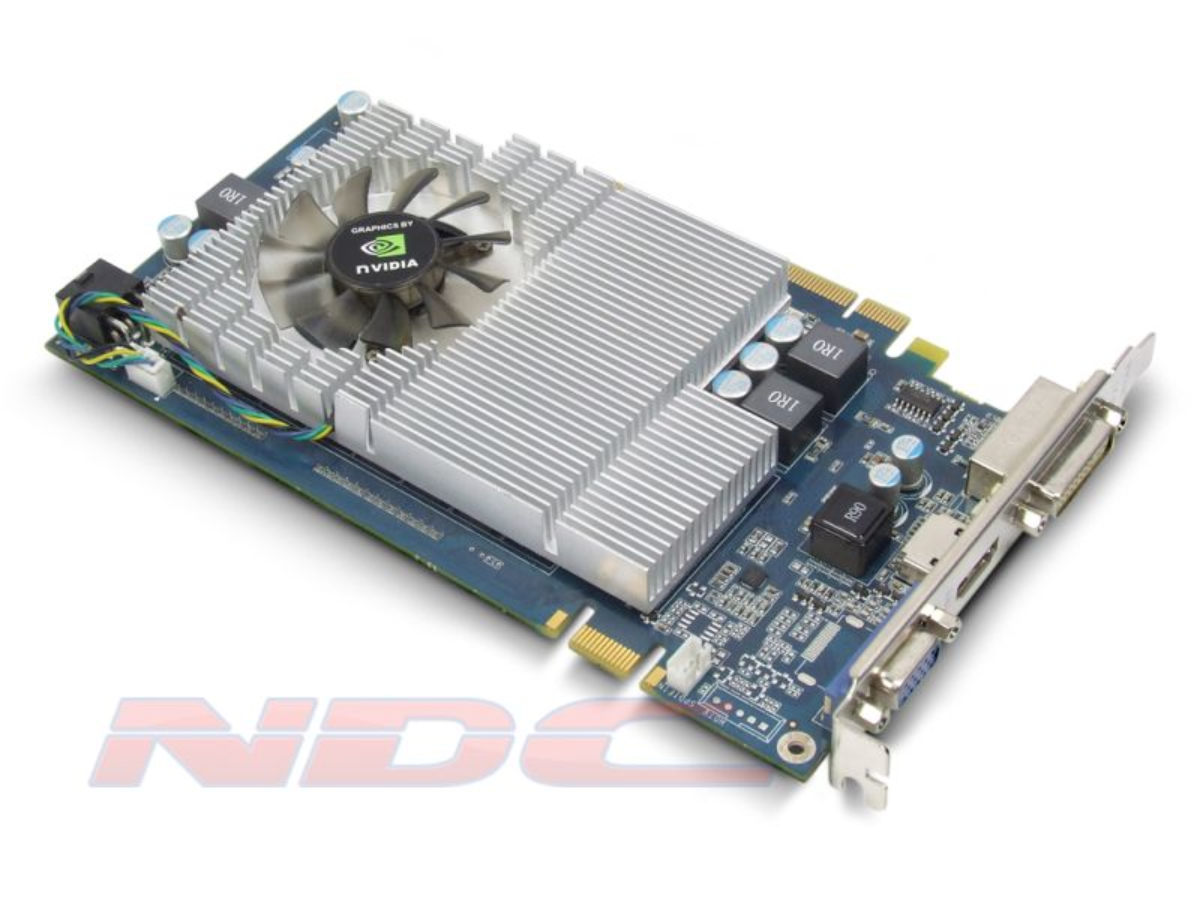 NVIDIA GeForce 9600gs 768MB PCI Express PC Graphics card 188-01N53-001PB
