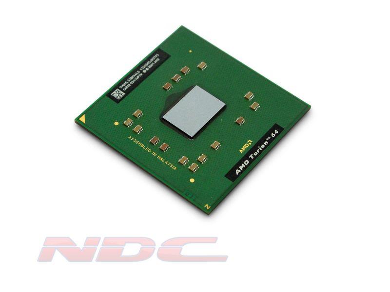 AMD Turion 64 ML-34 Mobile CPU TMDML34BKX5LD (1.8GHz/1 MB)