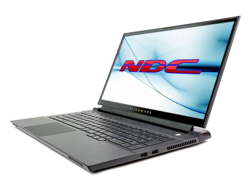 """Alienware m17 R2 Laptop i7-9750H,16GB,1TB  NVMe,RTX 2070 MQ,UK Per-Key,17.3"""" FHD 60Hz (DARK)"""