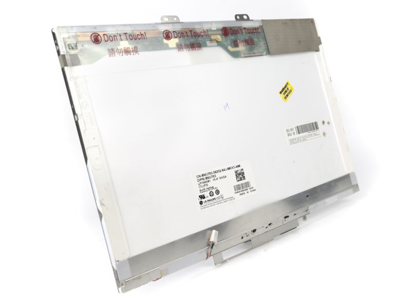 Dell Inspiron 1501 1520 1521 1525 1526 6400 E1505 / Precision M4300 M65 / Vostro 1000 1500 / Latitude D820 D830 / XPS M1530 Laptop LCD Screen CCFL Glossy WXGA - NU763 (B)
