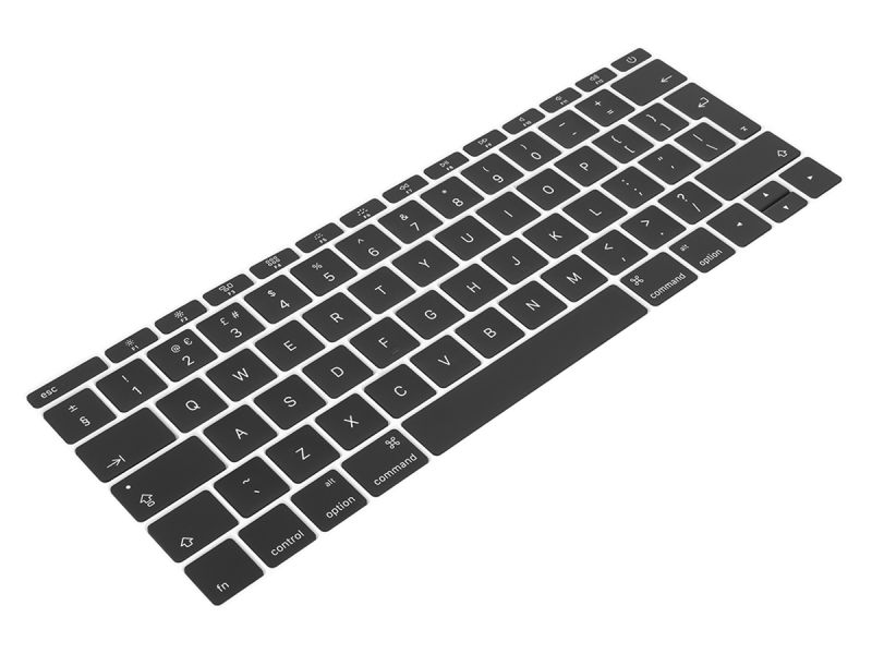 UK ENGLISH Replacement Key Caps for Apple Macbook Pro 13/15 Touch Bar A1706 A1707 A1989 A1990