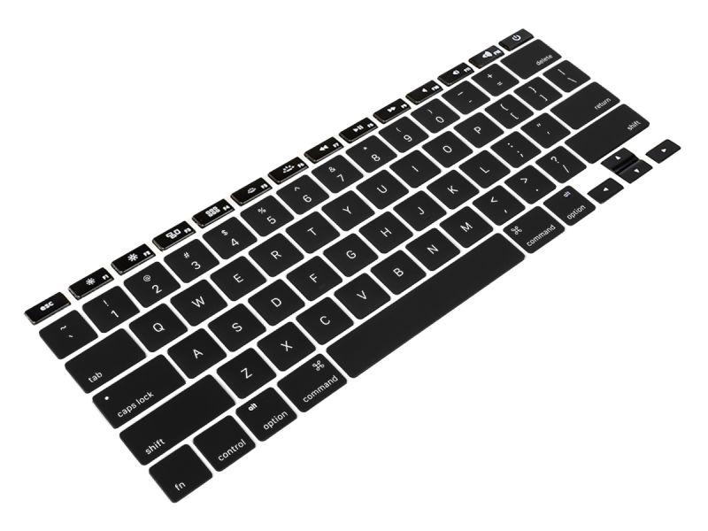 US ENGLISH Key Caps for Apple Macbook Air 11/13 A1370 A1465 A1369 A1466 - AC07