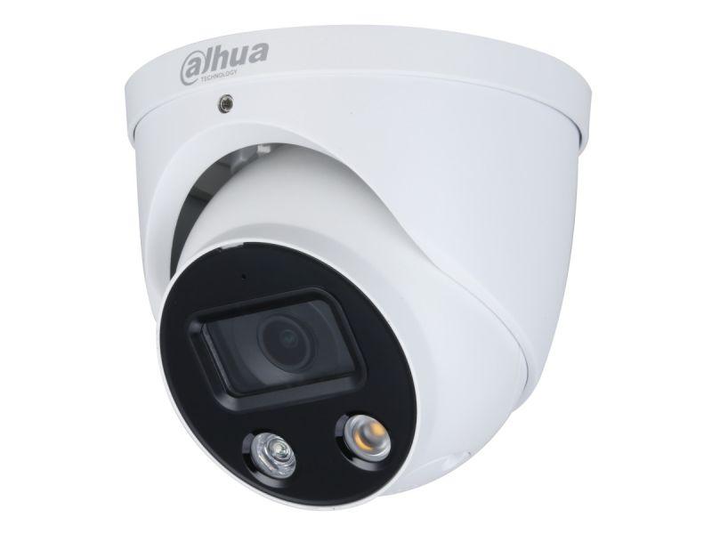 Dahua 2MP 1080p WizSense Full Colour 2.8mm IP Turret Camera IPC-HDW3249H-AS-PV