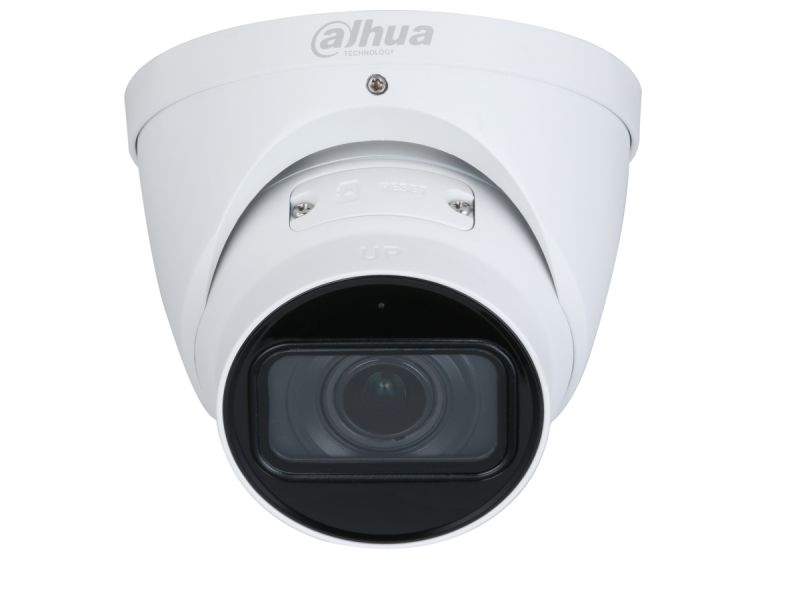 IPC-HDW3841T-ZAS Dahua 8MP 4K WizSense  WDR/Starlight 2.8-13.5mm Varifocal IP Turret Camera