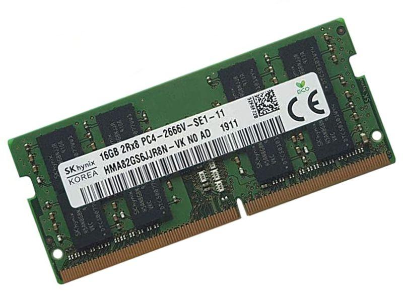 SK Hynix 16GB (1x16GB) DDR4 2666Mhz SO-DIMM RAM