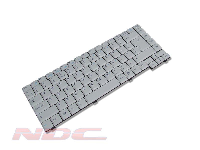 Advent 7111/Philips X54/X57/X58/x72 Laptop Keyboard UK ENGLISH - K010727F1