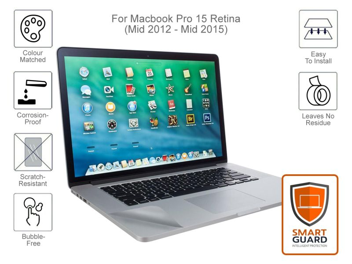 MacBook Pro Retina 15 A1398 MacGuard