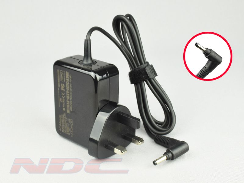 Replacement 45W Lenovo Pin Tip 20V 2.25A Wall Charger