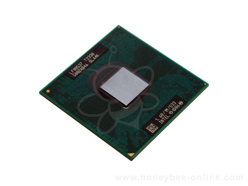 Intel Pentium T2330 CPU SLA4K (1.6GHz/533MHz/1M)