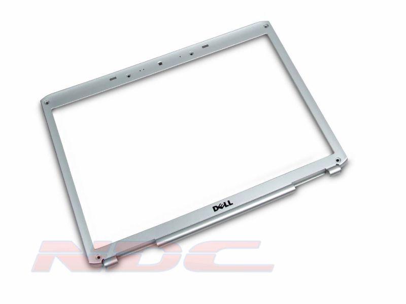 Dell Inspiron 1720/1721 Laptop LCD Screen Bezel-White Trim+CAM (B)
