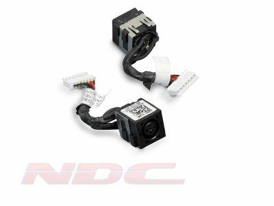 Dell Latitude E4300 DC Power Jack & Cable - U374D