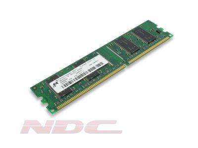 Micron 256MB DDR1 PC2700S DIMM RAM Module