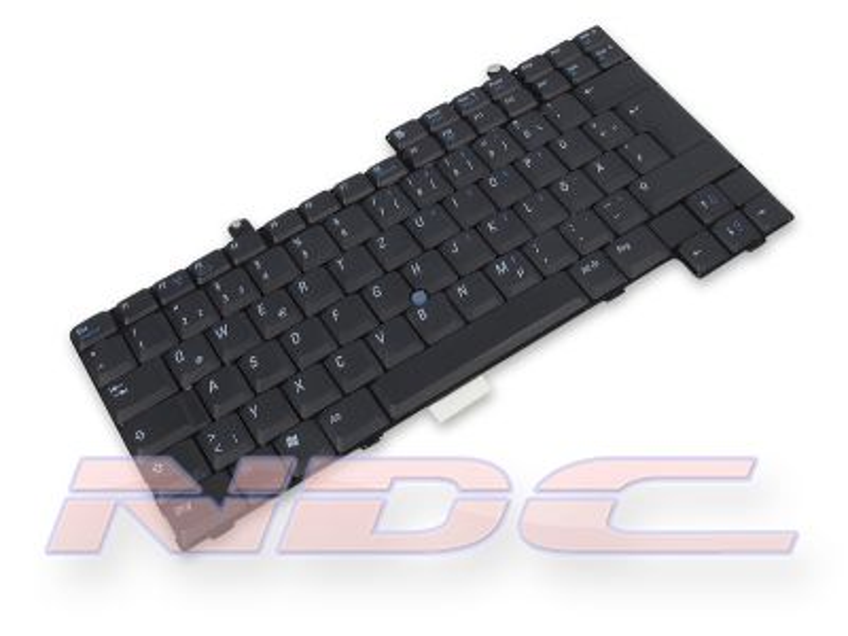 Dell Latitude D500/D505/D600/D800 GERMAN Laptop Keyboard - 01M762