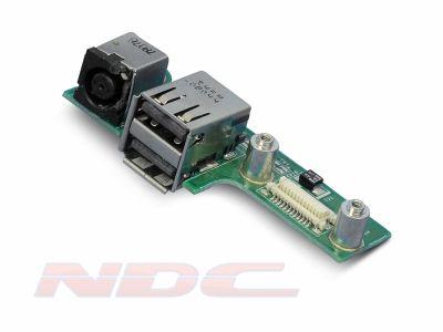 Dell Inspiron 15 - 1525/1526 DC Power Jack/USB Board - 48.4W006.021