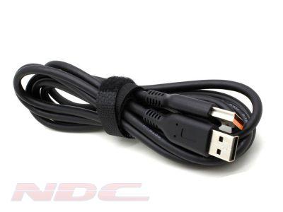 Lenovo Fool Proof USB Cable (Orange Tip)