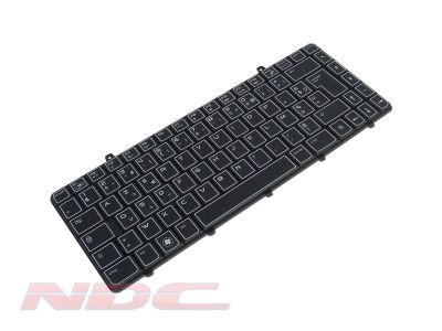 Dell Alienware M11x R1 FRENCH Laptop Keyboard with AlienFX LED - 0W4N2J