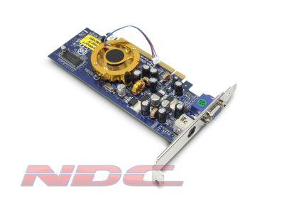 Gigabyte GeForce 6200 256MB PCI Express PC Graphics card GV-NX62LTC256T-RH