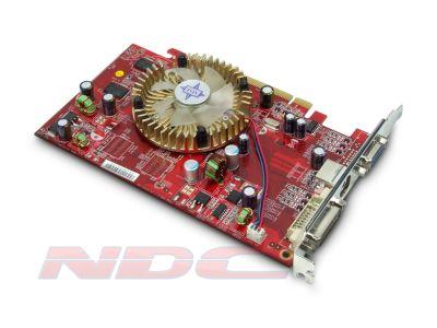 MSI RX1600 pro 256MB PCI - Express PC Graphics card 109.867631.00B VER 3.1