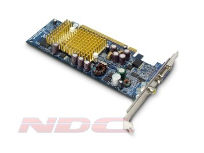 Gigabyte GeForce 6200le 128MB PCI Express PC Graphics card GVNX44128TE