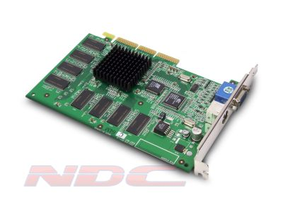 NVIDIA GeForce 2 MX400 64MB AGP PC Graphics card 6835420200
