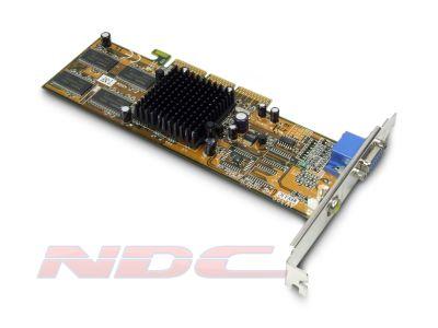 Gigabyte AV32S 32MB AGP PC Graphics card SN-0218018553