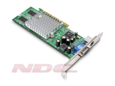 NVIDIA GeForce 4 MX440 SE 64MB AGP PC Graphics card LR2881