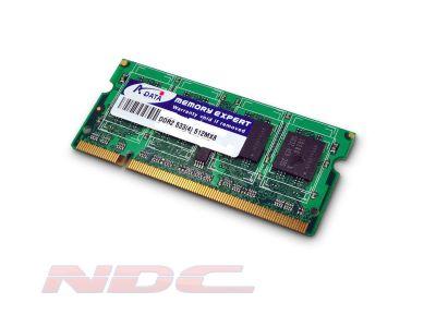 ADATA 512MB DDR2 533 MHz PC2-4200S SO-DIMM RAM Module