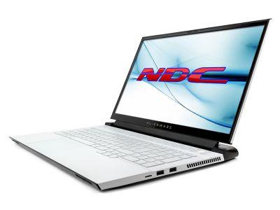 """Alienware m17 R3 Laptop i7-10750H,16GB,1TB SSD,RTX 2070 Super,4-Zone,17.3"""" FHD 300Hz (Light / B-Grade)"""