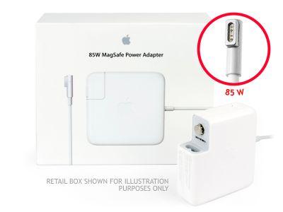 Genuine Apple 85W MagSafe 1 'L' Macbook Pro 15/17 UK Block Charger (18.5V/4.6A)