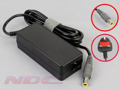 Replacement Adapter For Lenovo 45N0119 65W Laptop PSU