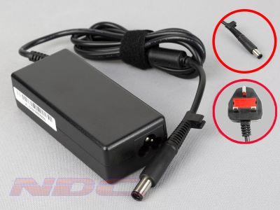Replacement 65W HP 7.4/5.0mm 3.5A 18.5V 519329-002 Laptop Charger