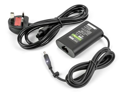 SmartCharge Dell 45W (19.5V/2.3A) Power Supply / Charger (Round Tip - 4.5*3.0mm)