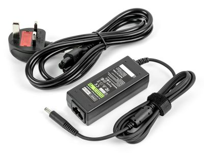 SmartCharge Dell 45W (19.5V/2.31A) Power Supply / Charger (Round Tip - 4.5*3.0mm)