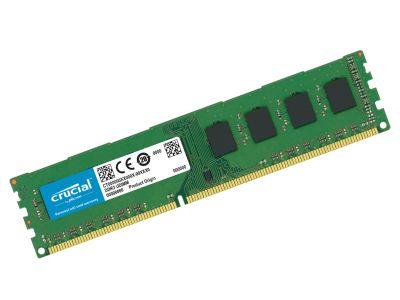 Crucial 4GB (1x4GB) DDR3L 1600Mhz U-DIMM RAM