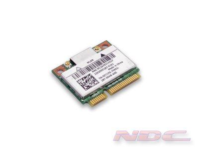 Dell Bigfoot Killer 1202 Wireless-N Dual Band PCI Express Half Height Mini-Card - 300Mbps