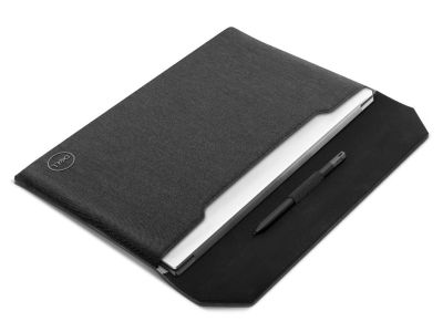 Like a luxurious envelope for your laptop, the Dell Premier Sleeve 15 (PE1521VX) offers sturdy protection when you are out and about.  Stylish, protective sleeve for your XPS 15 Precision 15 on-the-go Like a luxurious envelope for your laptop, the Dell