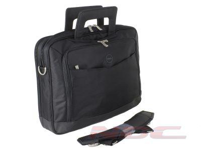 "Dell 14"" Black Durable Nylon Laptop Carrying Bag/Case  - NT414"