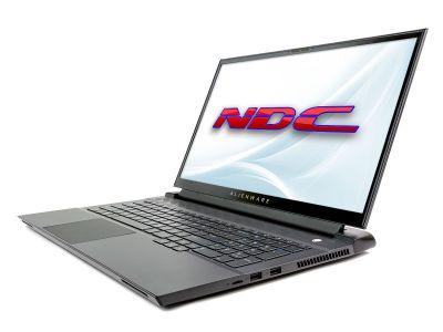 """Alienware m17 R3 Laptop i7-10750H,16GB,1TB (2x512GB NVME),AMD RX5500M,US Per-Key,17.3"""" FHD 144Hz (DARK)"""