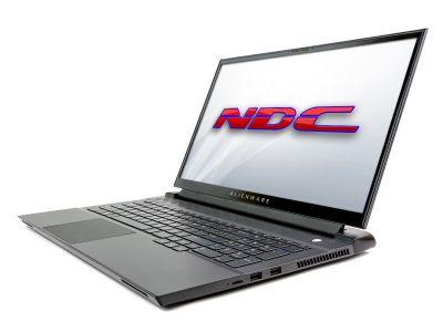 "Alienware m17 R3 Laptop i7-10750H,16GB,1TB (2x512GB NVME),RTX 2060,US 4-Zone,17.3"" FHD 144MHz G-Sync (DARK)"