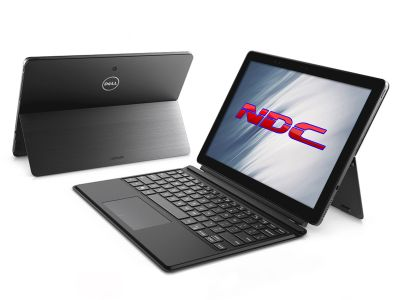 """Dell Latitude 5285 2-in-1 Tablet i3-7100u,4GB,128GB SSD,12.5"""" FHD+ Touch Screen"""