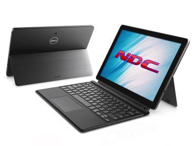 "Dell Latitude 5285 2-in-1 Tablet i7-7600u,16GB,256GB SSD,12.5"" FHD+ Touch Screen (B-Grade)"