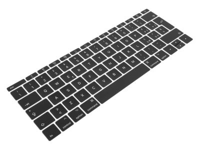 ITALIAN Replacement Key Caps for Apple Macbook Pro 13/15 Touch Bar A1706 A1707 A1989 A1990