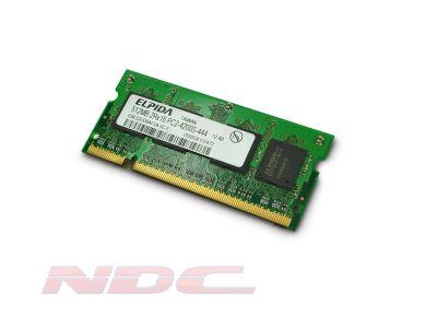 Elpida 512MB DDR2 533 MHz PC2-4200S SO-DIMM RAM Module
