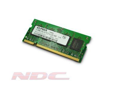 Elpida 512 MB DDR2 PC2-5300S SO-DIMM RAM Module