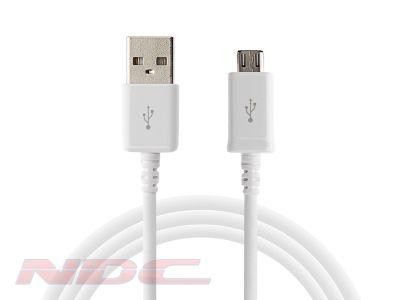 Micro-USB Cable - White