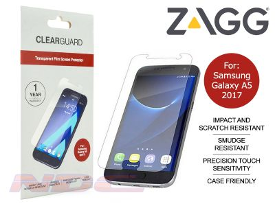 ZAGG ClearGuard PET Screen Protector for Samsung Galaxy A5