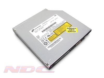 HL Tray Load 9.5mm IDE DVD+RW Drive With No Bezel - GSA-4083N